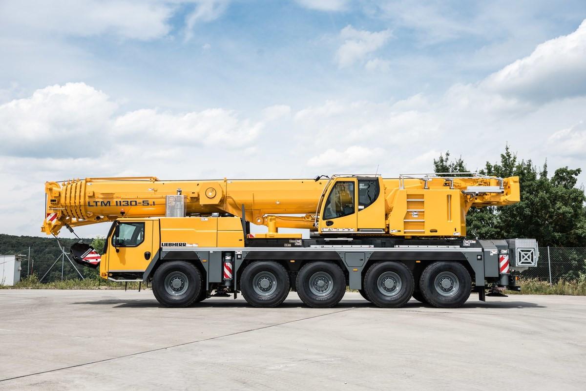 Liebherr LTM 1130